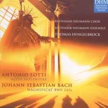 Antonio Lotti (1666-1740): Missa Sapientiae, CD