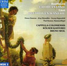 Franz Liszt (1811-1886): Beethoven-Fantasie, CD