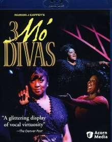 3 Mo Divas: 3 Mo Divas, Blu-ray Disc