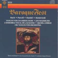 Baroque Fest, CD