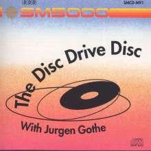 CBC Sampler - The Disc Drive Disc with Jürgen Gothe, CD