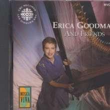 Erica Goodman & Friends, CD