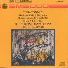 Rivka Golani - Chaconne, CD