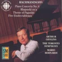 Sergej Rachmaninoff (1873-1943): Klavierkonzert Nr.4, CD