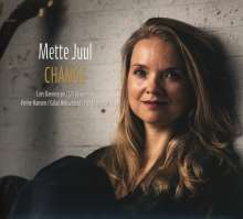 Mette Juul: Change, CD