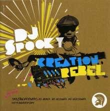 DJ Spooky: Creation Rebel (Rmst), CD