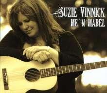 Suzie Vinnick: Me 'N' Mabel, CD