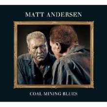 Matt Andersen: Coal Mining Blues, CD