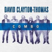 David Clayton-Thomas: Combo, CD