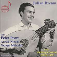 Julian Bream - Legendary Treasures, CD