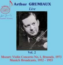 Arthur Grumiaux - Legendary Treasures Vol.2, CD