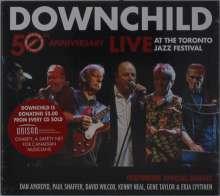 Downchild Blues Band: 50th Anniversary: Live At Toronto Jazz Fesitval, CD