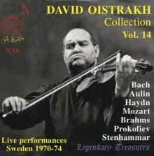 David Oistrach - Legendary Treasures Vol.14, 2 CDs