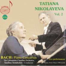 Tatiana Nikolayeva - Legendary Treasures Vol.2, 3 CDs