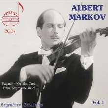 Albert Markov - Legendary Treasures Vol.1, 2 CDs
