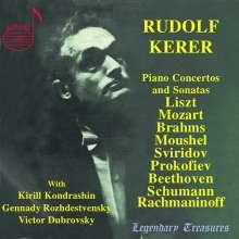 Rudolf Kerer - Legendary Treasures, 5 CDs