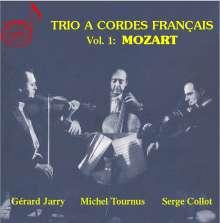 Trio a Cordes Francais - Legendary Treasures Vol.1, 4 CDs