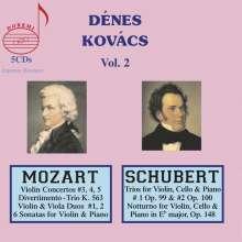 Denes Kovacs  - Legendary Treasures Vol.2, 5 CDs