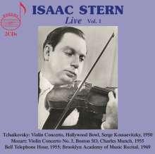 Isaac Stern - Live Vol.1, CD
