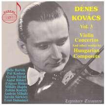 Denes Kovacs  - Legendary Treasures Vol.3, 4 CDs