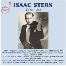 Isaac Stern - Live Vol.6, 2 CDs