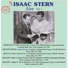 Isaac Stern - Live Vol.7, 2 CDs
