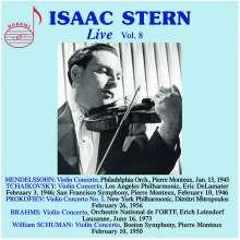 Isaac Stern - Live Vol.8, 2 CDs