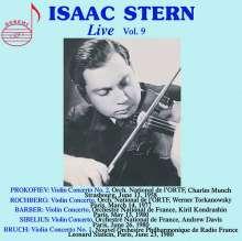Isaac Stern - Live Vol.9, 2 CDs