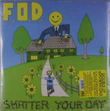 Flag Of Democracy: Shatter Your Day (remastered), 2 LPs