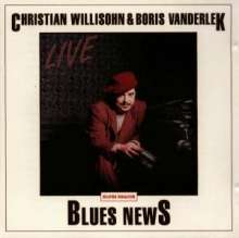 Christian Willisohn: Blues News - Live, CD