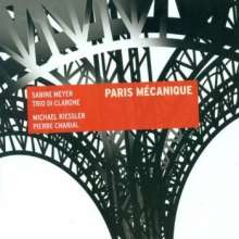 Sabine Meyer & Trio di Clarone - Paris mecanique, CD