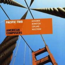 Pacific Trio - American Composers, Super Audio CD