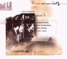 Kenny Barron (geb. 1943): What If (Enja24Bit Master Edition), CD