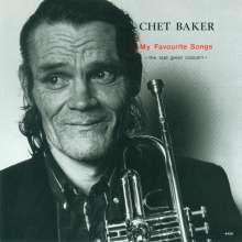 Chet Baker (1929-1988): My Favourite Songs, CD