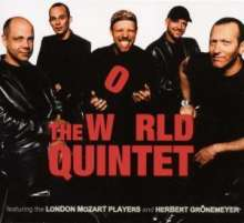 World Quintet: Feat. The London Mozart Players And Herbert Grönemeyer, CD