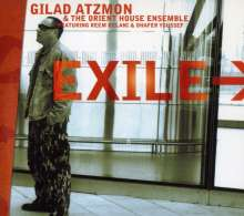 Gilad Atzmon (geb. 1963): Exile, CD