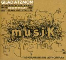Gilad Atzmon (geb. 1963): Musik, CD