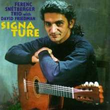 Ferenc Snétberger (geb. 1957): Signature, CD