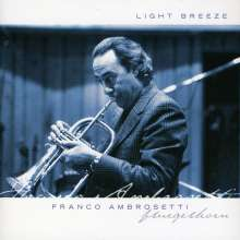 Franco Ambrosetti (geb. 1941): Light Breeze, CD