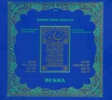 Rabih Abou-Khalil (geb. 1957): Bukra, CD