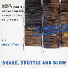 Albert Mangelsdorff (1928-2005): Shake, Shuttle & Blow, CD