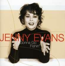 Jenny Evans (geb. 1956): Gonna Go Fishin', CD