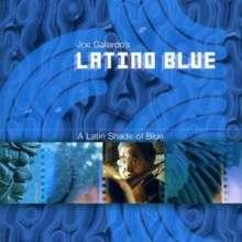 Joe Gallardo: Latin Shade Of Blue, CD