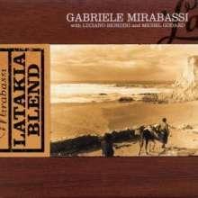 Gabriele Mirabassi (geb. 1967): Latakia Blend, CD
