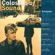 Daniel Schnyder (geb. 1961): Colossus Of Sound, CD