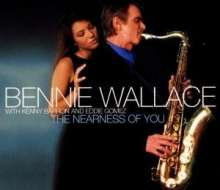 Bennie Wallace (geb. 1946): The Nearness Of You, Super Audio CD