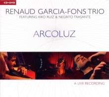 Renaud Garcia-Fons (geb. 1962): Arcoluz, 1 CD und 1 DVD