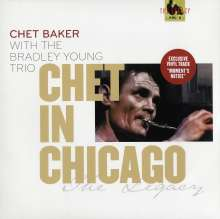 Chet Baker (1929-1988): Chet In Chicago, LP