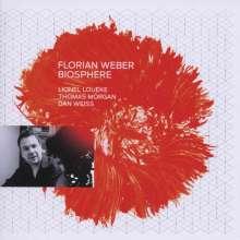 Florian Weber (geb. 1977): Biosphere, CD