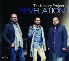 The Khoury Project: Revelation, CD